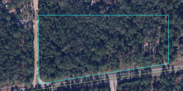 5400 Indian Trail, Keystone Heights, FL 32656 (MLS #A4509536) :: Premium Properties Real Estate Services