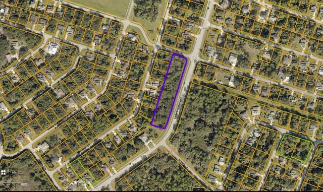 S Cranberry Boulevard, North Port, FL 34286 (MLS #A4509719) :: Carmena and Associates Realty Group