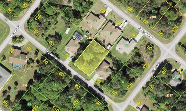 470 Skyland Lane, Port Charlotte, FL 33953 (MLS #A4509752) :: RE/MAX Elite Realty