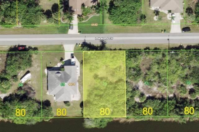 15528 Lakeland Circle, Port Charlotte, FL 33981 (MLS #A4509829) :: RE/MAX Elite Realty