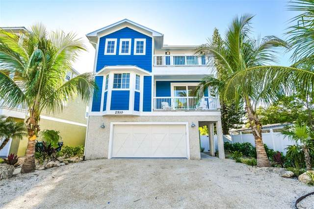 2510 Avenue C, Bradenton Beach, FL 34217 (MLS #A4509860) :: The Nathan Bangs Group