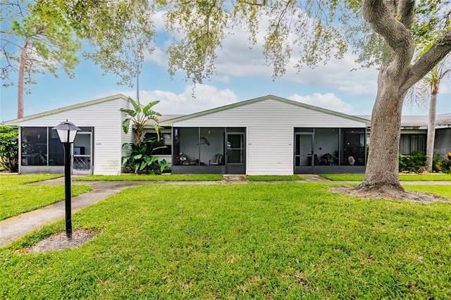 1115 68TH AVENUE Drive W #23, Bradenton, FL 34207 (MLS #A4509955) :: Zarghami Group