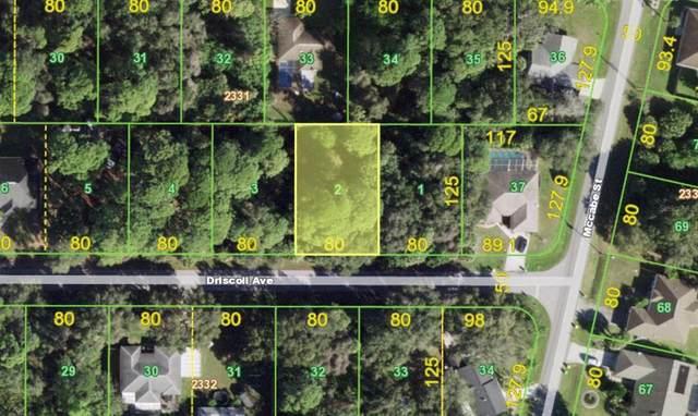 13580 Driscoll Avenue, Port Charlotte, FL 33953 (MLS #A4509998) :: Team Bohannon