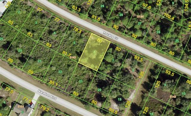 13153 Rouding Circle, Port Charlotte, FL 33981 (MLS #A4509999) :: Delgado Home Team at Keller Williams