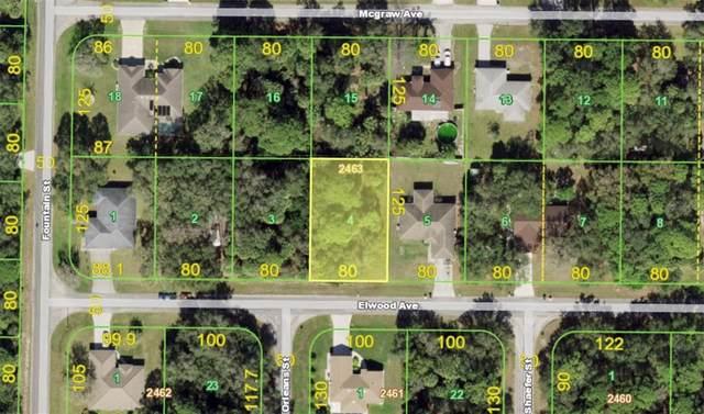 14488 Elwood Avenue, Port Charlotte, FL 33953 (MLS #A4510042) :: RE/MAX Elite Realty