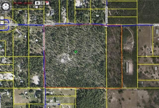 Rester Drive, Brooksville, FL 34613 (MLS #A4510230) :: Zarghami Group