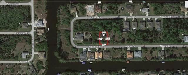 15337 Aldama Circle, Port Charlotte, FL 33981 (MLS #A4510323) :: RE/MAX Elite Realty