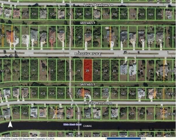 186 Rotonda Boulevard E, Rotonda West, FL 33947 (MLS #A4510331) :: Team Turner