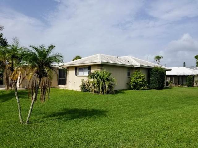 207 Tina Island Drive #207, Osprey, FL 34229 (MLS #A4510361) :: The Hesse Team