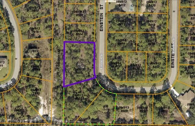 0949138505 Einstein Street, North Port, FL 34291 (MLS #A4510533) :: Premium Properties Real Estate Services