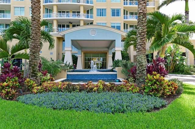 140 Riviera Dunes Way #904, Palmetto, FL 34221 (MLS #A4510618) :: SunCoast Home Experts