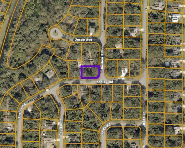 Goshen Road, North Port, FL 34288 (MLS #A4510877) :: The Paxton Group