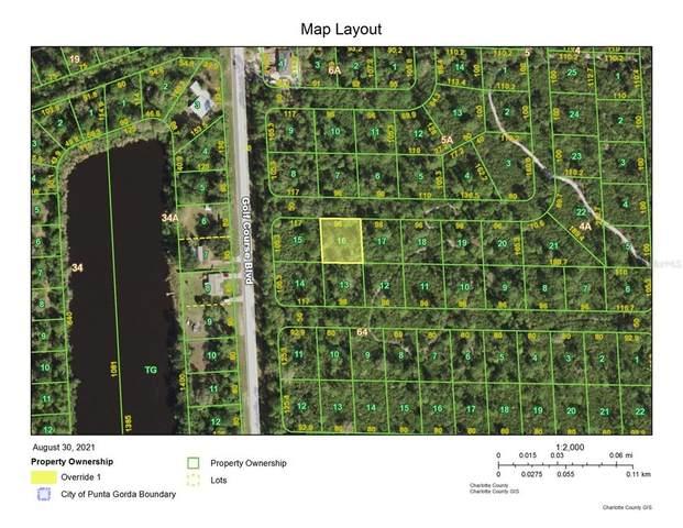 4611 Hayden Drive, Punta Gorda, FL 33982 (MLS #A4510907) :: Everlane Realty