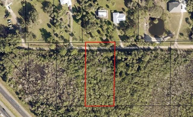 5515 Simpson Place, Cocoa, FL 32926 (MLS #A4510956) :: Premium Properties Real Estate Services