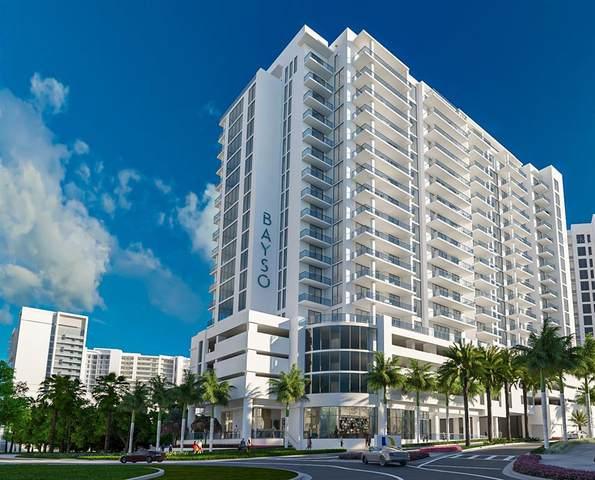 301 Quay Commons #804, Sarasota, FL 34236 (MLS #A4511180) :: Lockhart & Walseth Team, Realtors