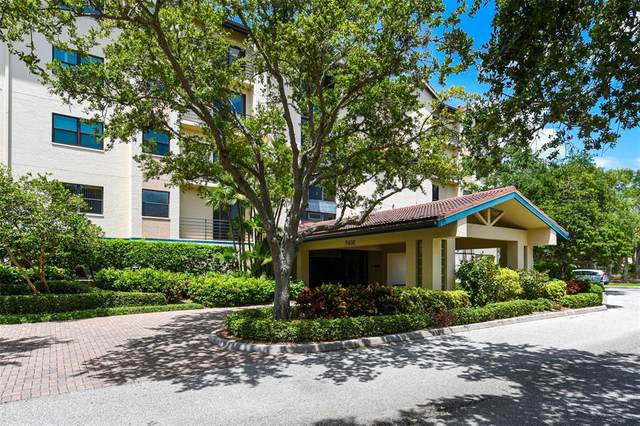 5400 Eagles Point Circle #106, Sarasota, FL 34231 (MLS #A4511252) :: McConnell and Associates