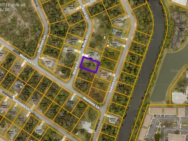 Nora Lane, North Port, FL 34286 (MLS #A4511269) :: Gate Arty & the Group - Keller Williams Realty Smart