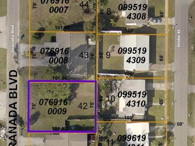 Granada Boulevard, North Port, FL 34287 (MLS #A4511326) :: Globalwide Realty