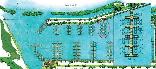 2800 Harbourside Drive M-01, Longboat Key, FL 34228 (MLS #A4511332) :: Lockhart & Walseth Team, Realtors