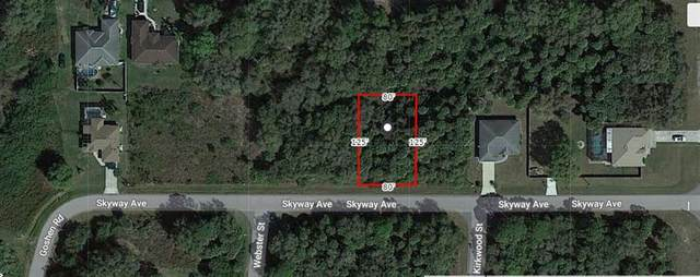 Skyway Avenue, North Port, FL 34288 (MLS #A4511344) :: Gate Arty & the Group - Keller Williams Realty Smart