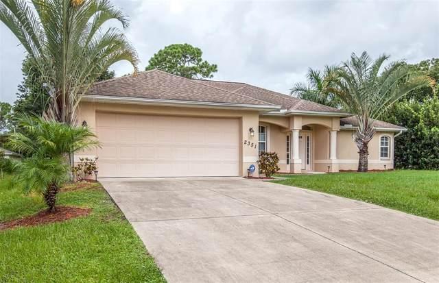 2351 Mincey Terrace, North Port, FL 34286 (MLS #A4511413) :: Sarasota Gulf Coast Realtors
