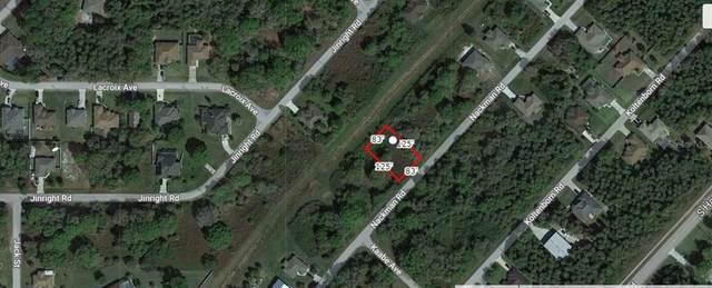Nackman Road, North Port, FL 34288 (MLS #A4511417) :: Sarasota Gulf Coast Realtors