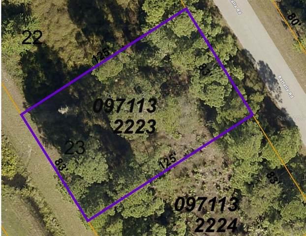 Battalla Road, North Port, FL 34291 (MLS #A4511477) :: Dalton Wade Real Estate Group