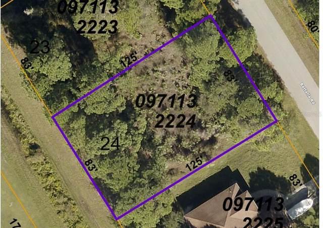 Battalla Road, North Port, FL 34291 (MLS #A4511479) :: Dalton Wade Real Estate Group