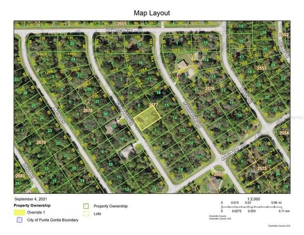 1188 Campagna Lane, Port Charlotte, FL 33953 (MLS #A4511500) :: Vacasa Real Estate