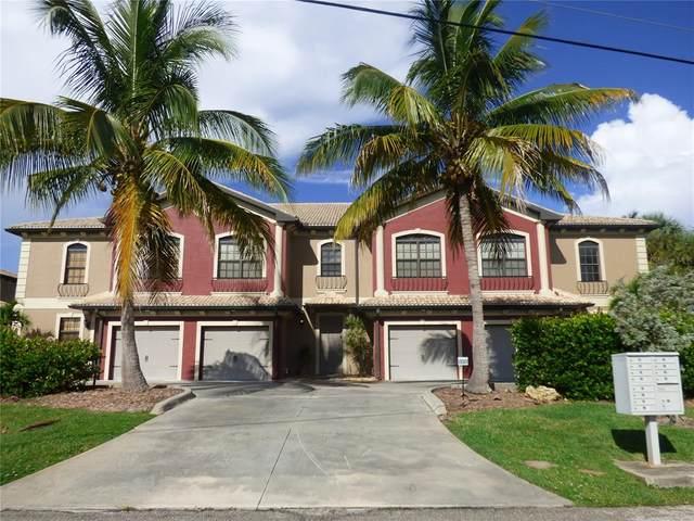 1323 Mediterranean Drive #212, Punta Gorda, FL 33950 (MLS #A4511564) :: Keller Williams Realty Peace River Partners