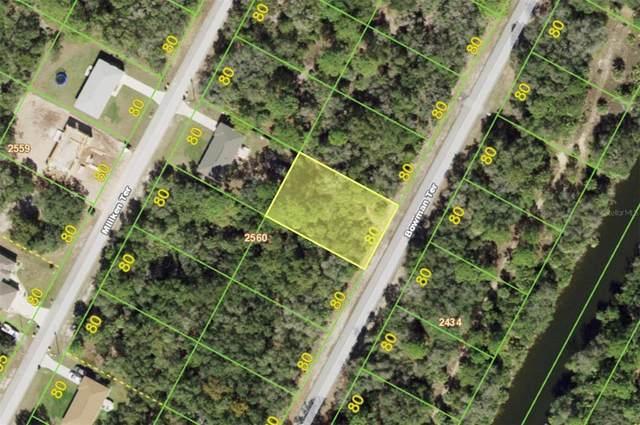 1027 Bowman Terrace, Port Charlotte, FL 33953 (MLS #A4511572) :: Vacasa Real Estate