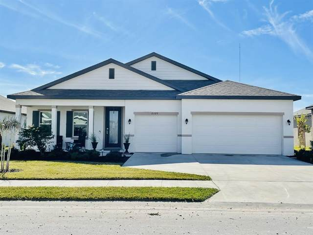 2320 Mizner Bay Avenue, Bradenton, FL 34208 (MLS #A4511583) :: The Curlings Group