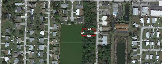 1650 Shadow Lane, Englewood, FL 34224 (MLS #A4511652) :: McConnell and Associates