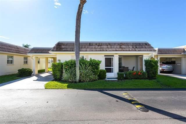 6150 Midnight Pass Road Villa 15, Sarasota, FL 34242 (MLS #A4511680) :: RE/MAX Local Expert