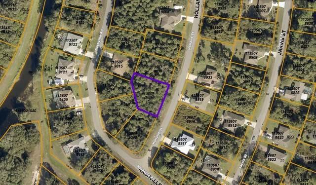 Holland Street, North Port, FL 34288 (MLS #A4511701) :: MVP Realty
