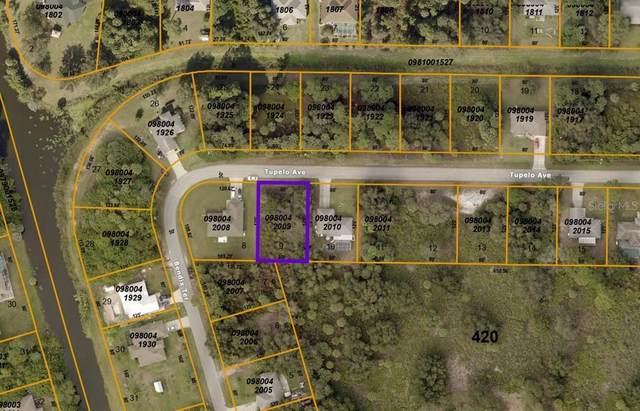 Tupelo Avenue, North Port, FL 34286 (MLS #A4511705) :: Your Florida House Team