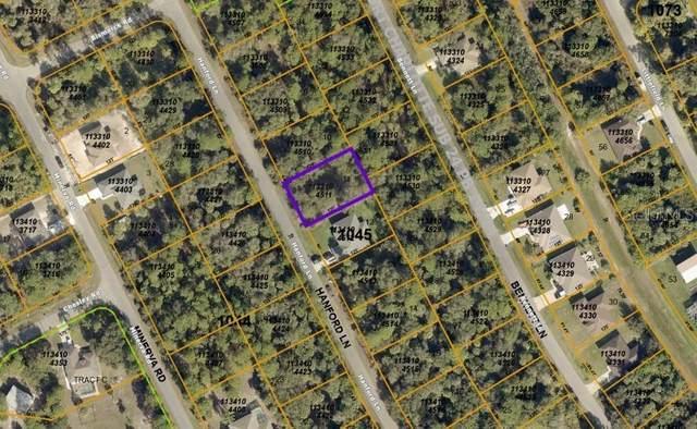 Hanford Lane, North Port, FL 34288 (MLS #A4511706) :: Gate Arty & the Group - Keller Williams Realty Smart