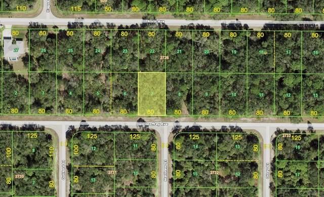 17150 Geoffrey Avenue, Port Charlotte, FL 33948 (MLS #A4511720) :: Gate Arty & the Group - Keller Williams Realty Smart