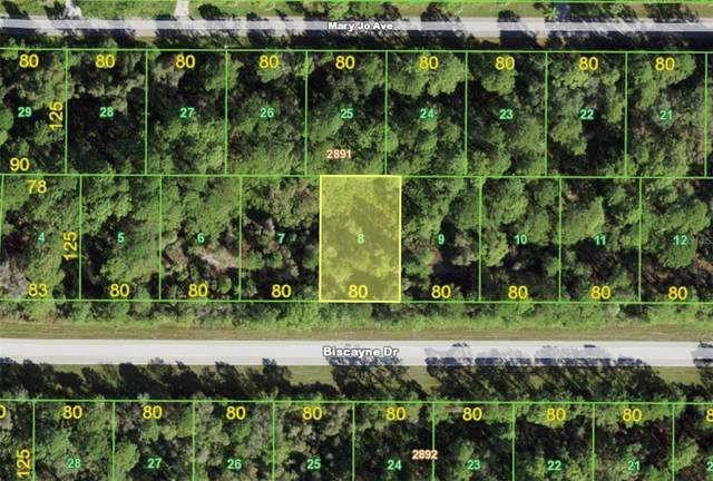 740 Biscayne Drive, Port Charlotte, FL 33953 (MLS #A4511754) :: Sarasota Gulf Coast Realtors