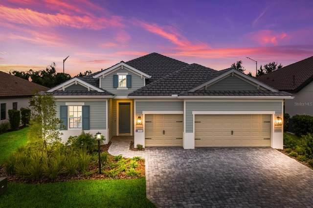 13204 Deep Blue Place, Bradenton, FL 34211 (MLS #A4511763) :: The Light Team