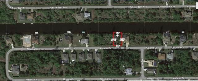 15152 Aldama Circle, Port Charlotte, FL 33981 (MLS #A4511772) :: RE/MAX Elite Realty