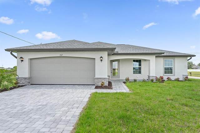 11373 Visby Avenue, Port Charlotte, FL 33981 (MLS #A4511781) :: The Paxton Group