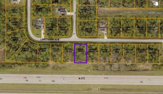 Bartigon Avenue, North Port, FL 34286 (MLS #A4511827) :: GO Realty