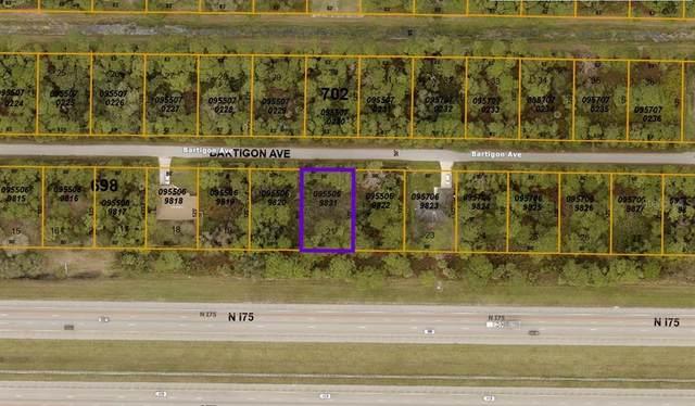 Bartigon Avenue, North Port, FL 34286 (MLS #A4511828) :: GO Realty