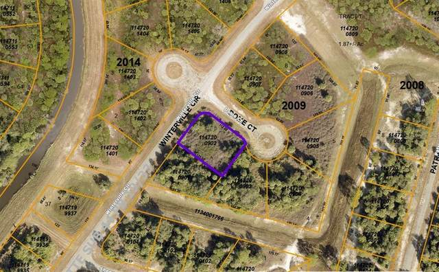 Dome Court, North Port, FL 34288 (MLS #A4511829) :: Globalwide Realty