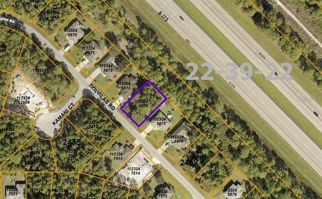 Douglas Road, North Port, FL 34288 (MLS #A4511830) :: The Curlings Group