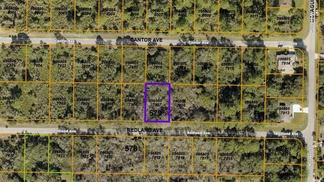 Redland Avenue, North Port, FL 34291 (MLS #A4511833) :: RE/MAX Elite Realty