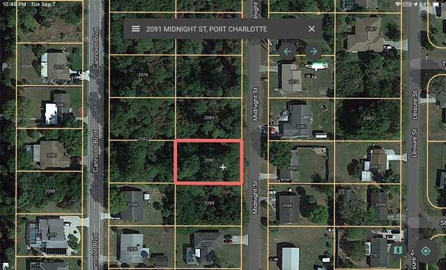 2091 Midnight Street, Port Charlotte, FL 33948 (MLS #A4511840) :: RE/MAX Elite Realty