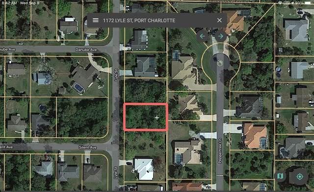 1172 Lyle Street, Port Charlotte, FL 33952 (MLS #A4511847) :: Premium Properties Real Estate Services