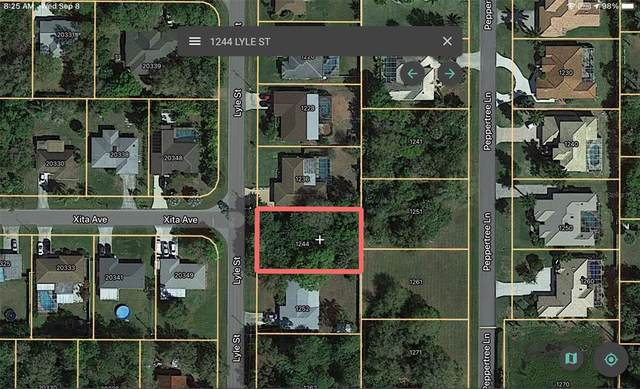 1244 Lyle Street, Port Charlotte, FL 33952 (MLS #A4511849) :: Premium Properties Real Estate Services